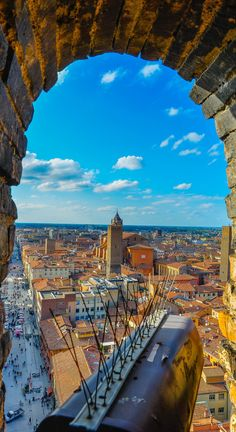 Bologna, Italy  ✈✈✈ Don't miss your chance to win a Free Roundtrip Ticket to Bologna, Italy from anywhere in the world **GIVEAWAY** ✈✈✈ https://thedecisionmoment.com/free-roundtrip-tickets-to-europe-italy-bologna/