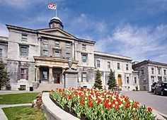 McGill University // though 8 months out of the year it is covered in snow ;-)
