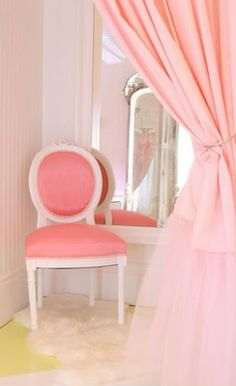 Dressing rooms: Amazing retro ideas