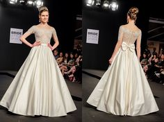 DESFILE SOLAINE PICCOLI COM PREVIEW MUSAS 2016 « Bride Style