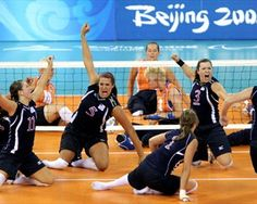 Paralympics London 2012 Sitting Volleyball schedule