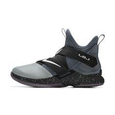 6436dbe8f45 Nike LeBron Soldier 11 - Boys  Grade School - Lebron James - White   Grey