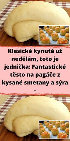Slovak Recipes, Cantaloupe, Food And Drink, Menu, Bread, Cheese, Fruit, Drinks, Cooking
