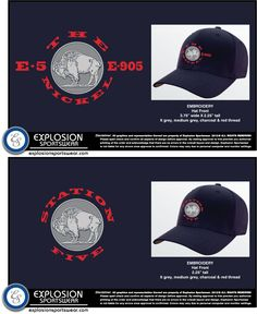 Hats for Station 5 in Phoenix which is appropriately referred to as