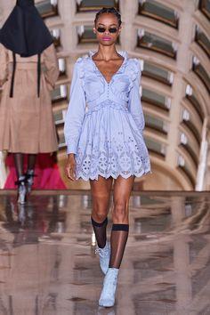 Self-Portrait Spring 2020 Ready-to-Wear Fashion Show - Vogue