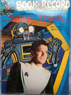 STAR TREK Book & Record Set sealed (1979)