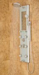 Pulse Multi-Function Shower Panel with Rain Shower Head and 6 Body Sprays - Mega Supply Store - 1