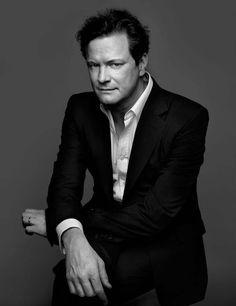 Portrait: Colin Firth | by Marco Grob ( website: marcogrob.com ) #photography #marcogrob