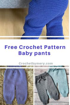 Crochet baby pants pattern free and easy to crochet baby clothes free patterns boys 11 mrsbroos com Crochet Baby Clothes Boy, Crochet Baby Pants, Baby Clothes Patterns, Newborn Crochet, Baby Patterns, Crochet Baby Sweaters, Baby Boy Knitting, Baby Knits, Easy Knitting