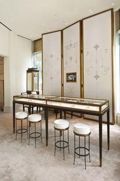 Jewellery shop interior design #PIERRE #PIERREjewellery #PIERREparis #jewellery #paris #moscow Дизайн ювелирного магазина