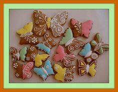motýlci | Perníky