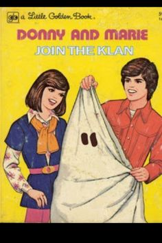 Klan...wow Osmonds...do Mormons want to be associated with this?