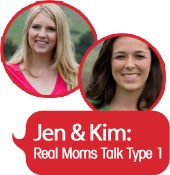 Real moms talk about kids with Diabetes