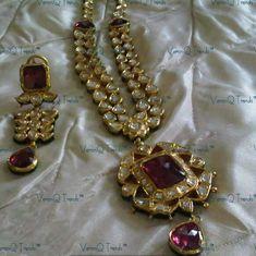 Royal Jewelry, India Jewelry, Antic Jewellery, Mughal Jewelry, Jewelry Party, Wedding Jewelry, Pearl Necklace Designs, Expensive Jewelry, Jewelry Trends