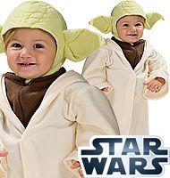 Yoda - Toddler Costume Fancy Dress