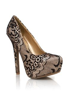 lace glitter platforms- just bought them, can't wait for them to come in the mail :)