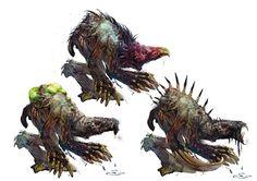 The Witcher 3 GOG goodybag Trupojad by Scratcherpen.deviantart.com on @DeviantArt