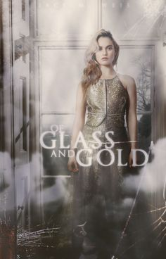 Of Glass And Gold - cover  cover by me  #LilyJames
