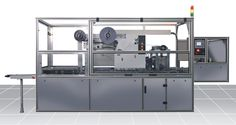 WRAPPER 6000D - HIGH SPEED ‪#‎PACKAGINGMACHINE‬ SERVO BASED HIGH SPEED DETERGENT BAR WRAPPING MACHINE