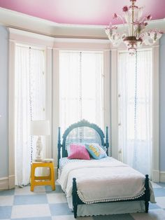 Eclectic Kids-rooms from Cortney and Robert Novogratz  on HGTV