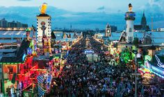 Enjoy #Oktoberfest, world's largest beer and #travel funfair #festival with http://www.carrentalworld.com.au/germany.php  #carrentalgermany