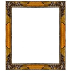 "Wooden silver frame ""Sguscio"" - Luxurious frame perfect to enhance the beauty of pictures and paintings. Available in different sizes!"
