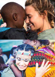 Demi Lovato's trip to Africa (2013 - 2017)