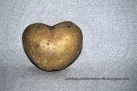 Gerrina's Creatieve Wereld: Hart uit de natuur / Heart from nature