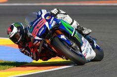 """MotoGP - Jorge Lorenzo: """"Estou muito feliz por ter conseguido andar no limite"""""""