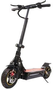 Customer support may be a serious drawback. Another model has had electronics problems with a recent batch. - QIEWA Electric Scooter Lithium Battery with Dual Disk Brakes Max Driving Range Up to 100 Kilometer Fast Scooters, Motor Scooters, Best Electric Scooter, Kick Scooter, Electric Motor, Hummer, Techno, Sports, Tandem Bikes