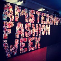 Moda dünyasının önemli isimlerinin koleksiyonlarını sergilediği Amsterdam Fashion Week 2013 tüm hızıyla devam ediyor.