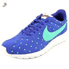 fec23b958b1c0 Nike Womens Roshe LD-1000 Print Running Shoes Deep Royal Blue - Nike  sneakers for women ( Amazon Partner-Link)