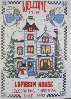 Celebrating Christmas Counted Cross Stitch Kit Designs for the Needle NEW Sealed #Dimensions #CountedCrossStitch