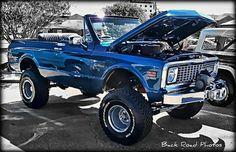 '72 Chevy Blazer | Flickr - Photo Sharing!