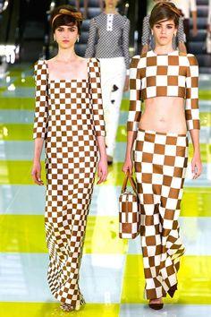 ec6ae9ecd64ae Louis Vuitton Spring 2013 Ready-to-Wear Fashion Show
