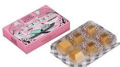 資生堂パーラーに春のチーズケーキさくら味--おしゃれなパッケージにも注目