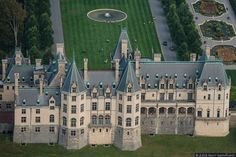 Biltmore Estate is a large private estate and tourist attraction in Asheville, North Carolina.