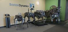 Report: Google is selling Boston Dynamics possibly to Toyota or Amazon