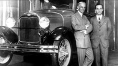Henry Ford was an American industrialist, the founder of the Ford Motor Company, and the sponsor of the development of the assembly line technique of mass production. Born : July 30, 1863 in Greenfield Township, Michigan. Died: April 7, 1947, Fair Lane Dearborn, MI.