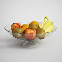 CGAxis Model Fruit in Bowl Model available on Turbo Squid, the world's leading provider of digital models for visualization, films, television, and games. 3d Max, Serving Bowls, Decorative Bowls, 3 D, Tableware, 3d Assets, Dinnerware, Bowls, Tablewares