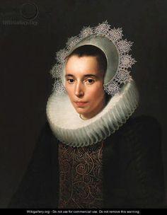 Portrait of a lady,