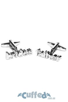 "Gift these special ""brides' father"" cufflinks to your future father-in-law and you'll earn brownie points before you're officially a son-in-law! Our specialty cufflinks go well with any designer shirt. These wedding themed cufflinks will make the special day of yours even more momentous. So, what are you waiting for? Get a pair of these cufflinks now!"