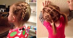 Single Dad Couldn't Do His Daughter's Hair, So He Went To Beauty School   Bored Panda