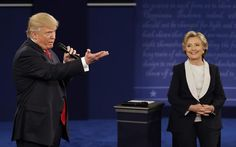 Local party chairs share thoughts on second presidential debate - Shelby Star