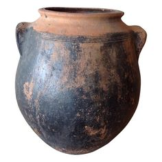 Antique Rustic Pottery from Puglia, Italy