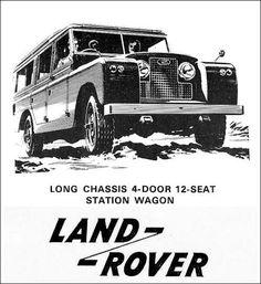 Series AD Vintage Advertising Posters, Vintage Advertisements, Lander Rover, Range Rover Off Road, Land Rover Defender 110, Landrover Defender, Saddleback Leather, Adventure Car, Truck Art