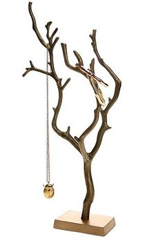 Definitely like this for jewelry. Fairly certain my cats would have a field day with the hanging chains though...