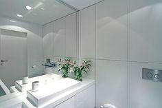 Apartamento moderno Polonia - Baño_opt