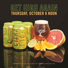 mybeerbuzz.com - Bringing Good Beers & Good People Together...: MadTree Citra High Returns 10/8