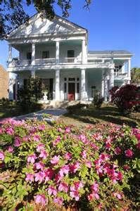 The Roberts - Taylor - Isbell House, Government Street,  Mobile, AL, USA